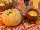 Aqueça as noites frias com uma sopa de cebola