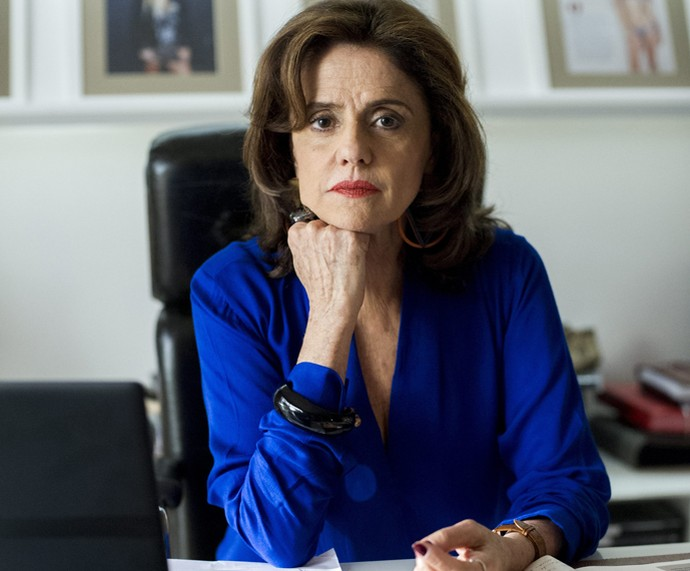 Marieta Severo fala sobre a personagem Fanny Richard (Foto: Estevam Avellar/TV Globo)
