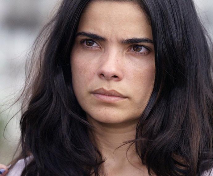 Tóia é convidada para morar com Romero (Foto: TV Globo)