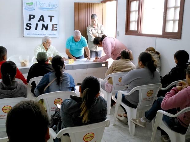 Novas vagas do PEAD são criadas em Peruíbe, SP (Foto: Divulgação/ Prefeitura Municipal de Peruíbe)
