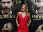 Carolina Dieckmann fala de cenas de estupro em filme: 'Fiquei exausta'