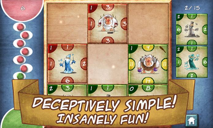 Kaboom Monsters é um jogo de carta para Windows Phone com emocionantes batalhas (Foto: Divulgação/Windows Phone Store)