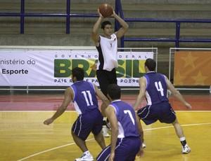 Basquete Breno Sport (Foto: Divulgação / NBB)