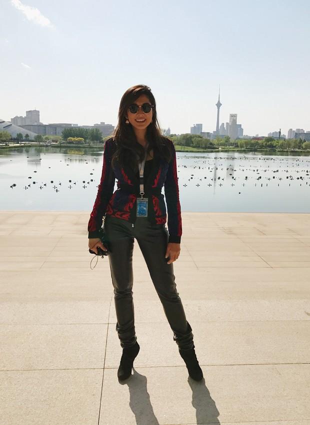 Jacqueline Sato (Foto: Arquivo pessoal)