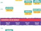 Lollapalooza anuncia horários dos shows do festival em SP; veja lista