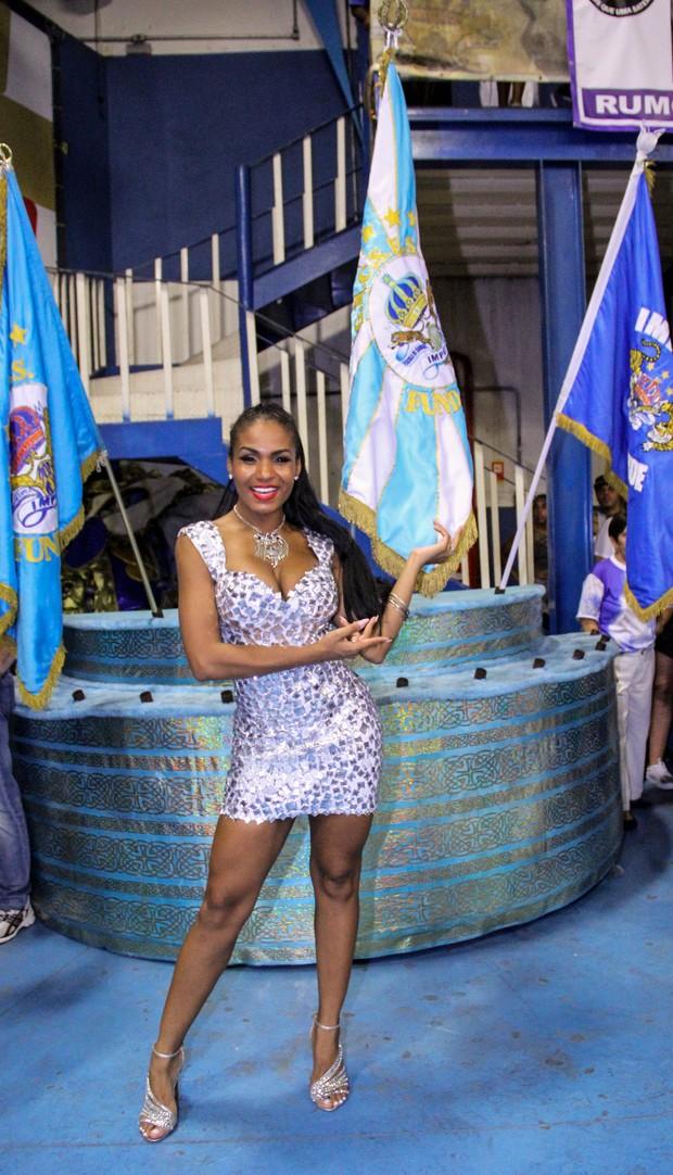 Valeska Reis (Foto: Império de Casa Verde/Divulgação)