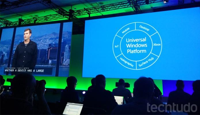 Unviversal Apps vão rodar em todos os dispositivos Windows 10; veja detalhes (Foto: Elson de Souza / TechTudo)