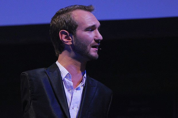 Nick Vujicic (Foto: Getty Images)