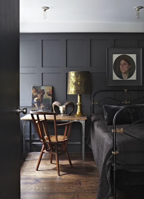 Como usar boiseries na decoração de casa (Foto: reprodução)