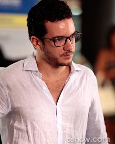 (Foto: Ignácio Moraes/ TV Globo)