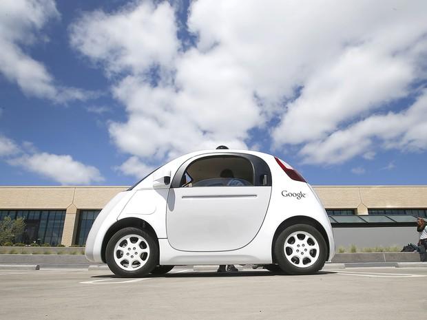 Google já testa seu próprio carro nas ruas da Califórnia (Foto: AP Photo/Tony Avelar)
