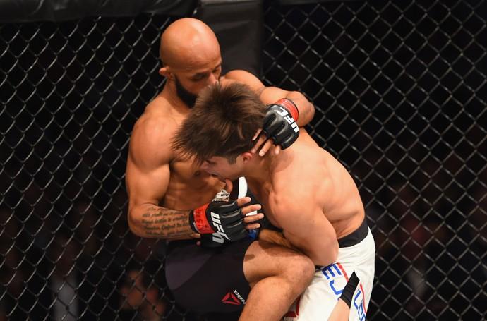 Demetrious Johnson Henry Cejudo UFC 197 (Foto: Getty Images)