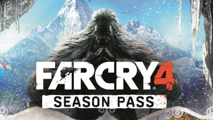 Far Cry 4: Season Pass inclui o famoso Yeti das cavernas (Foto: Reprodução / Gamefront) (Foto: Far Cry 4: Season Pass inclui o famoso Yeti das cavernas (Foto: Reprodução / Gamefront))