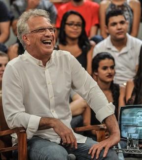 Pedro Bial (Foto: Globo/Reinaldo Marques)