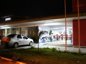 O caso foi registrado no 15º DIP (Foto: Mônica Dias/G1)