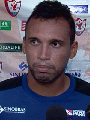 Thiago Pereira confirma proposta do Paysandu (Foto: Reprodução / TV Liberal)