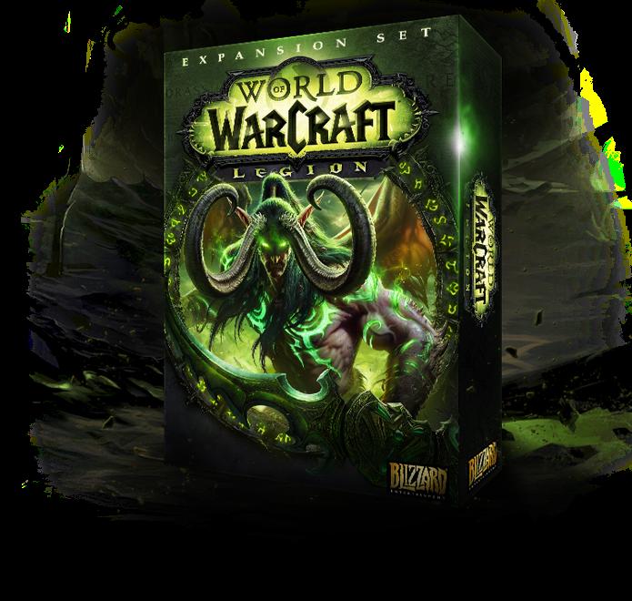 World of Warcraft Legion (Foto: Divulgação/Blizzard)