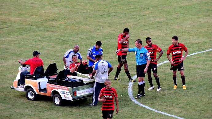 Oswaldo Sport x Coritiba Série A (Foto: Elton de Castro)