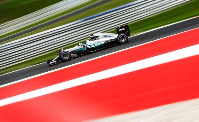 Nico Rosberg GP da Áustria de Fórmula 1 (Foto: Reuters)