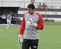 Zé Carlos diz que disputa para ser titular no gol do ASA será acirrada