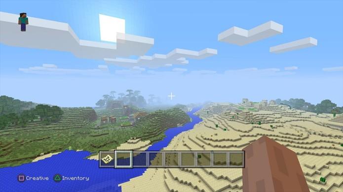 Minecraft no PlayStation 4 e Xbox One ganham mundos muito maiores (Foto: theepochtimes.com)