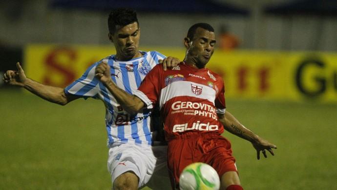 De acordo com Fábio Alves, o Paysandu vem encarando, desde o CRB, os jogos na Série C como finais (Foto: Akira Onuma/O Liberal)