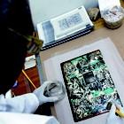 Unifor arremata obras raras para Biblioteca (Ares Soares/Unifor/Divulgação)