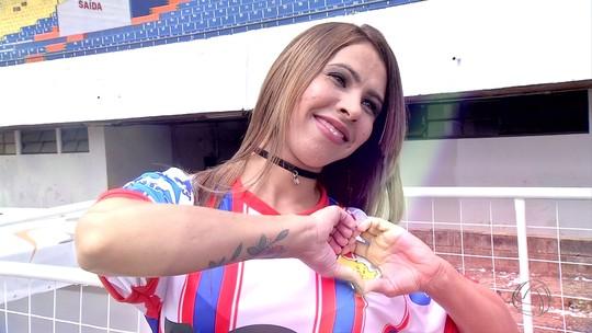 Conheça Rafaela Sansanovicz, a musa da Serc