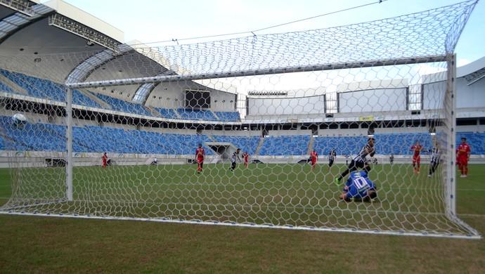 RN - ABC vence América-RN por 1 a 0 e conquista o Potiguar Sub-17 (Foto: Jocaff Souza/GloboEsporte.com)