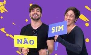 TVZ com T3ddy e Christian Figueiredo