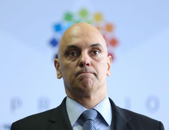 Alexandre de Moraes,Ministro da Justiça (Foto: Fabio Rodrigues Pozzebom/ABR)