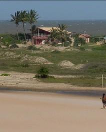 Itaúnas, em Conceição da Barra (ES)