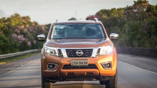 Nissan Frontier: primeiras impressões