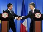 Premiê francês visita Colômbia em apoio a processo de paz com Farc