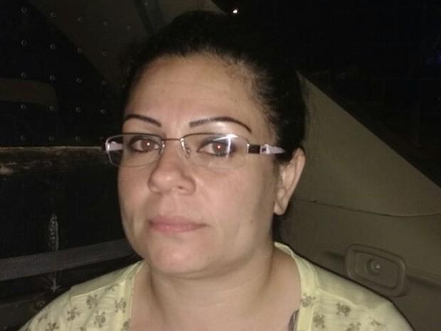Lubiana Duarte Marchiori era a quarta mais procurada no ES (Foto: Divulgação/Polícia Militar)