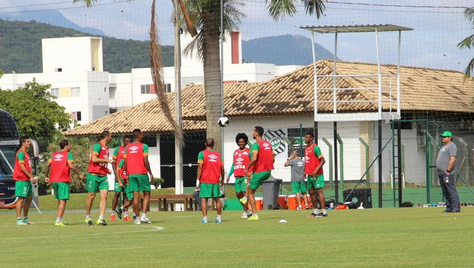 Chapecoense treinamento (Foto: Cleberson Silva/Chapecoense)