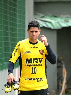 cicinho sport (Foto: Aldo Carneiro / GloboEsporte.com)