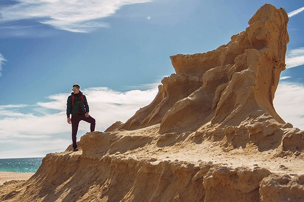 Moda deserto (Foto: Élio Nogueira )