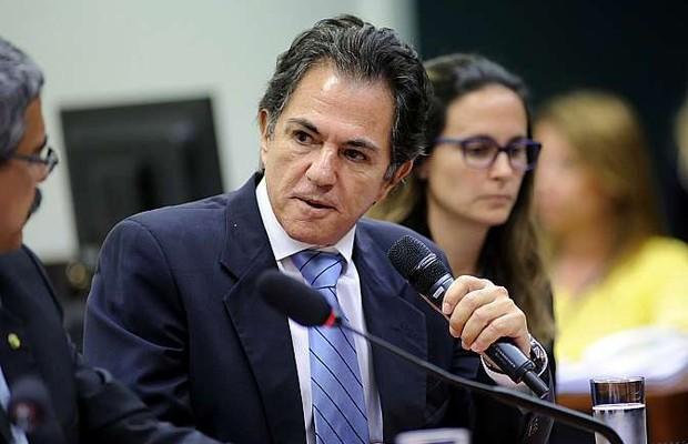 O executivo Augusto Mendonça Neto, da Toyo Setal (Foto: Lucio Bernardo Jr. / Câmara dos Deputados)