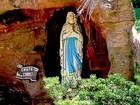 Imagem de Santa é restaurada  (Divulgação / Prefeitura de Itanhaém)