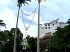 Convento da Penha recebe tradicional terço gigante