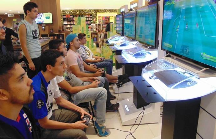 Copa do Mundo virtual foi vencida pelo Brasil em Sorocaba (Foto: Divulgação / LSFV)