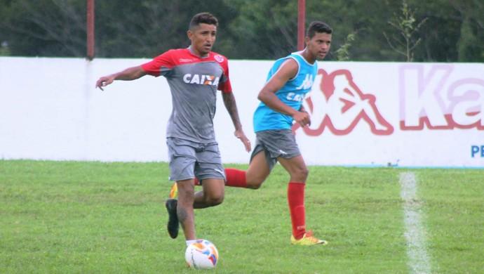 Thiago Potiguar - América-RN (Foto: Canindé Pereira/Divulgação)