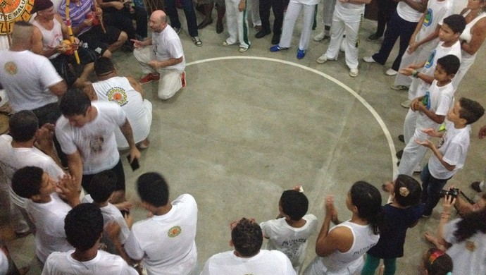 Casa da Capoeira Roraima (Foto: Nailson Wapichana)