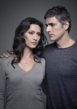 O casal protagonista (Foto: Jairo Goldflus)