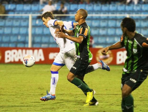 Avaí x América-MG Rodrigo Thiesen (Foto: Jamira Furlani/ Avaí FC)