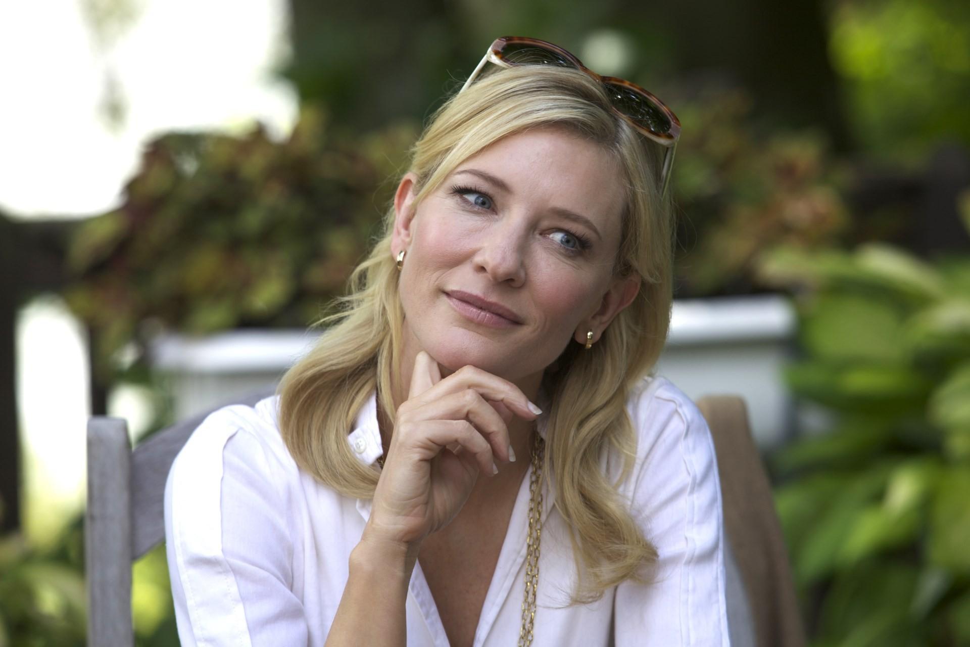 Cate Blanchett em Blue Jasmine (Foto: Divulgação)