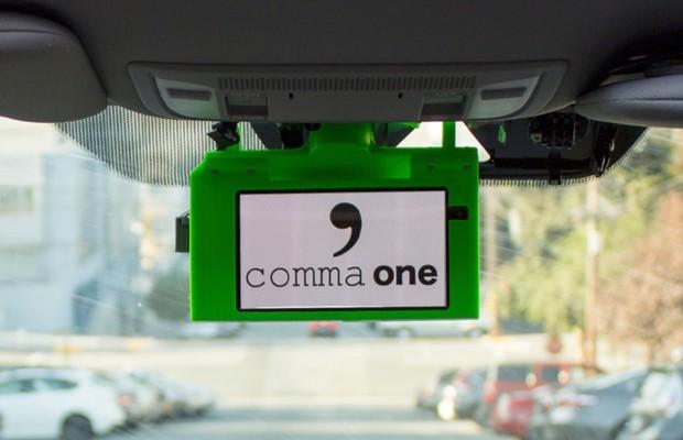 Comma One (Foto: Divulgação)