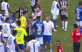 Atlético-MG e Cruzeiro são absolvidos pelo STJD por incidentes no clássico