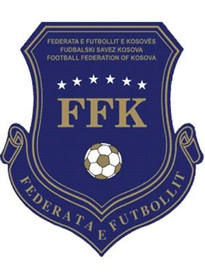 Escudo Federação Kosovo (Foto: Reprodução/Site Oficial da Federação de Kosovo)